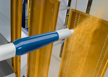 Nordson Spray Gun Conversion Coatings